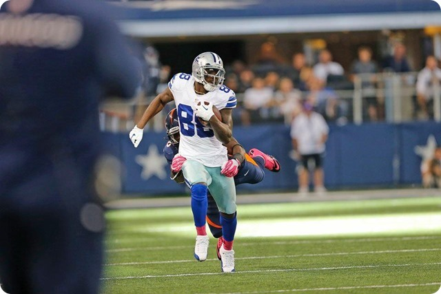 EXPLOSIVE MENTALITY - Dez Bryant believes Dallas Cowboys mindset from Broncos loss can be a new foundation for offense - 2013-2014 Dallas Cowboys
