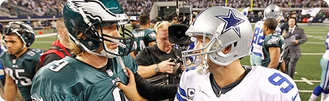 GAMEDAY PRIMER - Dallas Cowboys vs. Philadelphia Eagles NFC East matchup loaded with NFL parity