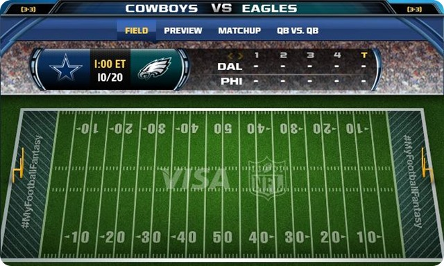 gametrax - dallas cowboys vs. philadelphia eagles - 2013-2014 Dallas Cowboys schedule - The Boys Are Back blog 2013 - button - eagles cowboys - cowboys eagles