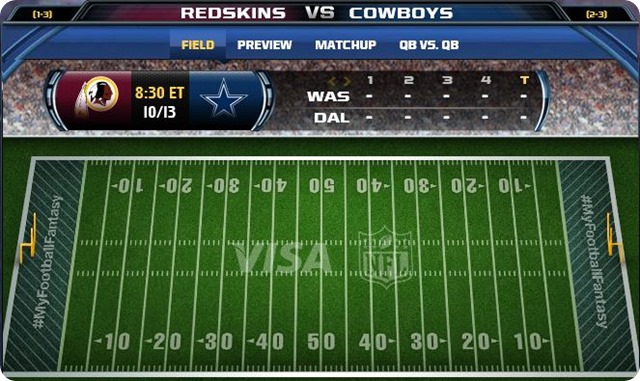 gametrax - dallas cowboys vs. washington redskins - 2013-2014 Dallas Cowboys schedule - The Boys Are Back blog 2013 - button - redskins cowboys - cowboys redskins