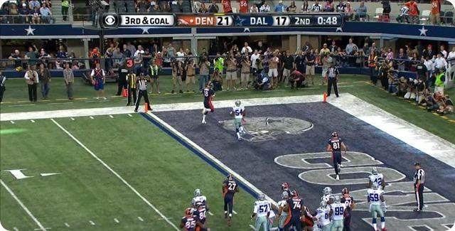 Manning TD - 8 - Manning TD bootleg run