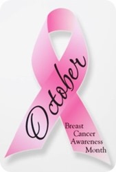 NFL Breast Cancer Awareness Month - Dallas Cowboys Cheerleaders - Pink Ribbon -