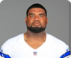Ray Dominguez - Dallas Cowboys practice squad