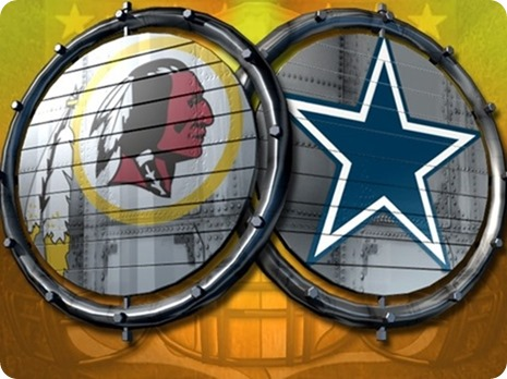 REDSKINS at COWBOYS - dream weaver - 2013-2014 Dallas Cowboys schedule - Washington Redskins vs Dallas Cowboys