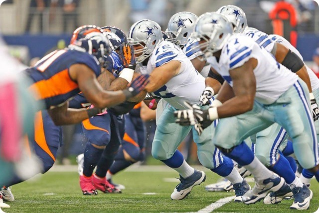 Rewatch the Dallas Cowboys vs Denver Broncos game on NFL Game Rewind for Free - Limited time offer - trenches