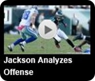 RIVAL POSTGAME LOWLIGHTS - Philadelphia Eagles local coverage following loss to America's Team - Jackson analysis