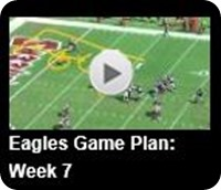 RIVAL POSTGAME LOWLIGHTS - Philadelphia Eagles local coverage following loss to America's Team - Eagles gameplan vs Cowboys