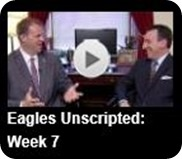 RIVAL POSTGAME LOWLIGHTS - Philadelphia Eagles local coverage following loss to America's Team - Eagles unscripted