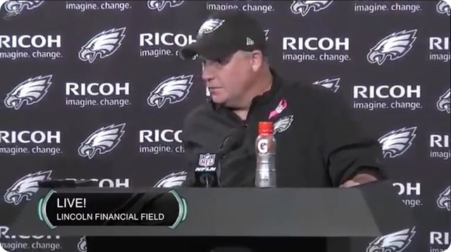 RIVAL POSTGAME LOWLIGHTS - Philadelphia Eagles postgame press conference - Watch video