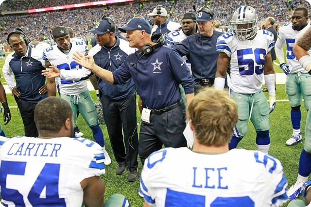THE TEXAS 2-MUCH SCHEME - Despite turnovers, Dallas Cowboys defense on pace to be worst in NFL history - 2013-2014 Dallas Cowboys defense