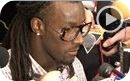 Watch video - Dwayne Harris - Credit To The Guys Up Front