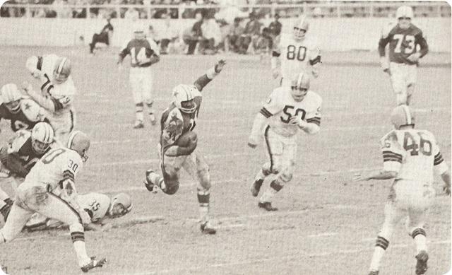 1963 Dallas Cowboys vs Cleveland Browns - Dallas Cowboys history - Dallas Cowboys 1963