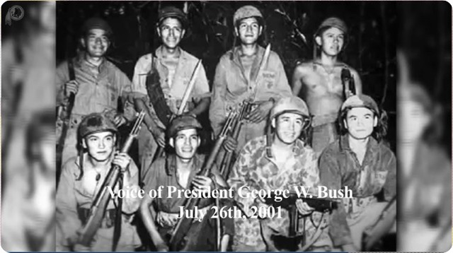 AROUND THE NFL - Leader of the Navajo Code Talkers defends Redskins name