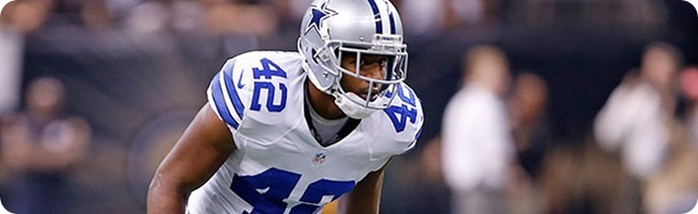 BOYS BYE-WEEK BREAKDOWN - Dallas Cowboys Texas-2 Safeties have the advantages and disadvantages of youth - Barry Church