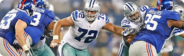 BOYS BYE-WEEK BREAKDOWN - Rookie center Travis Frederick has stabilized the offensive line by playing beyond his years - Dallas Cowboys news - Dallas Cowboys 2013 schedule