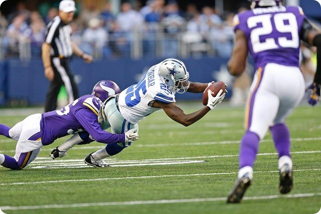 CALLAHAN'S CARDIAC COWBOYS - Imbalanced offense puts Dallas in a come from behind situation - Dunbar