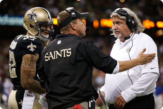 COWBOYS VS. SAINTS GUT-CHECK REVIEW - Dallas offense shut down; Saints rip Cowboys defense in 49-17 loss - Sean Payton Jimmy Graham Rob Ryan New Orleans Saints NFL