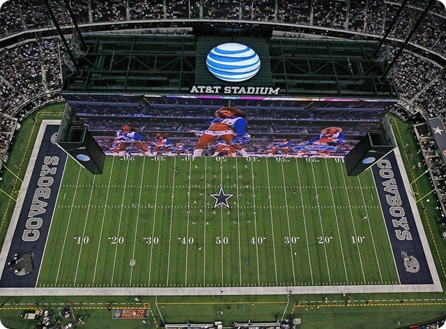 DALLAS COWBOYS AT&T STADIUM - 2013 GAMEDAY EXPERIENCE - Dallas Cowboys host Minnesota Vikings - 2013-2014 Dallas Cowboys schedule - button