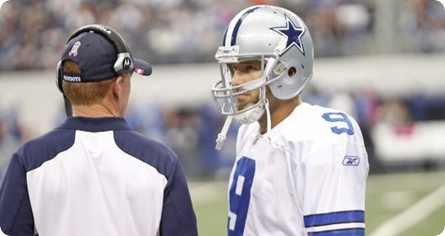 POSITIVE CHANGE IN PLAYCALLING: Jason Garrett wanted return to sideline relationship with Tony Romo