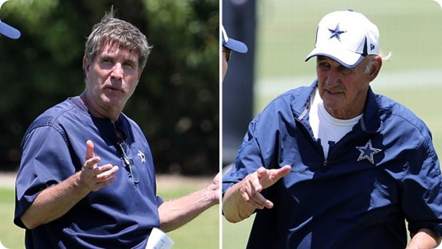 DIVINE INTERVENTION - Dallas Cowboys owner Jerry Jones suggest changes, but not in the coaching ranks - Bill Callahan and Monte Kiffin