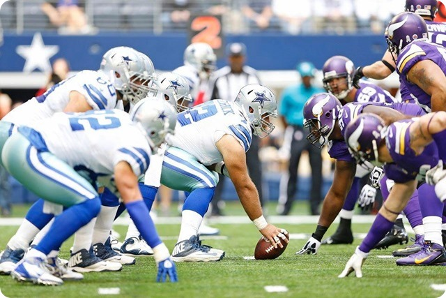 EDGE OF YOUR SEAT WIN - Dallas Cowboys come back to beat Vikings, 27-23 - Dallas Cowboys schedule 2013