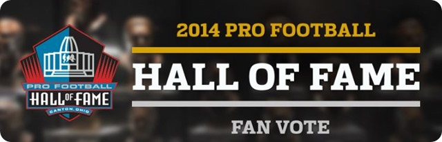 NFL Pro Football Hall of Fame - Fan Vote - NFL HOF - Charles Haley Jimmy Johnson