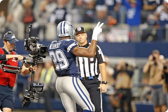 POSTGAME HIGHLIGHTS - Dallas Cowboys highlight video - watch video - Dallas Cowboys vs. Oakland Raiders - Dallas Cowboys = button