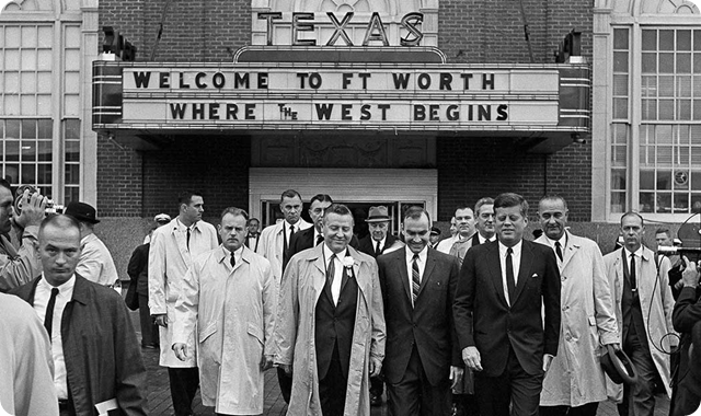 REFLECTIONS OF A CITY and NATION IN MOURNING - Understanding, and overcoming the obstacles of the 1960's Dallas Cowboys - JFK in Ft Worth Texas 1963