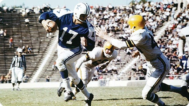 sept. 17, 1961 – cowboys 27, steelers 24 - the boys are back blog