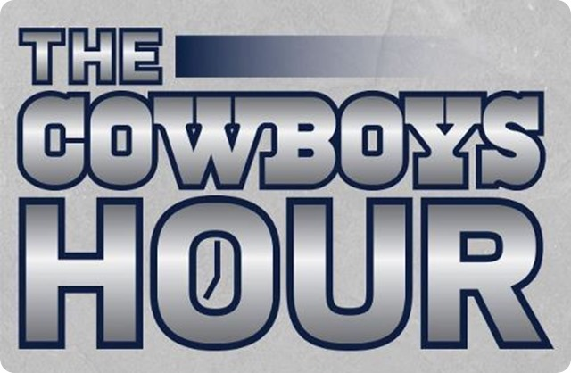 The Cowboys Hour radio show with Brad Sham - 2013-2014 Dallas Cowboys - Dallas Cowboys player interviews with Dallas Cowboys Radio Network host Brad Sham