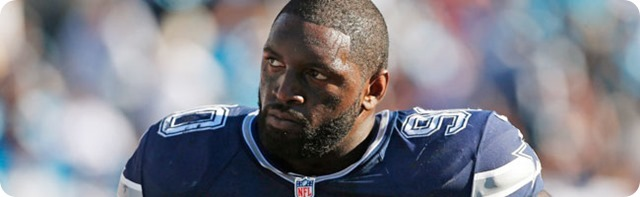 THE PLOT THICKENS - Ex-Cowboy Jay Ratliff agrees to deal with Chicago Bears; Could face Dallas in December - 2013-2014 Dallas Cowboys