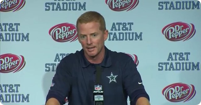 video - jason garrett press conference - Dallas Cowboys vs. Minnesota Vikings - 2013-2014 Dallas Cowboys schedule