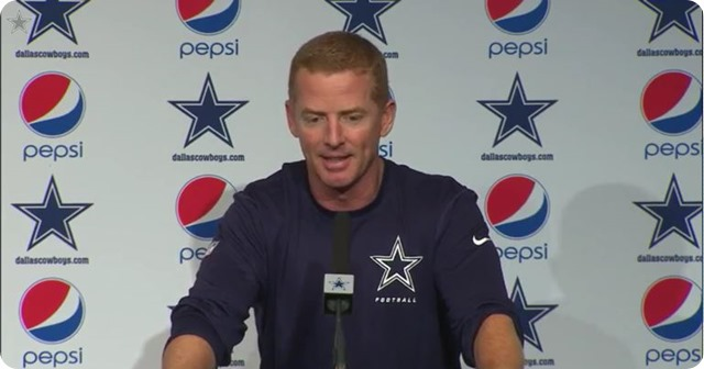 video - jason garrett press conference - Dallas Cowboys vs. New Orleans Saints - 2013-2014 Dallas Cowboys schedule