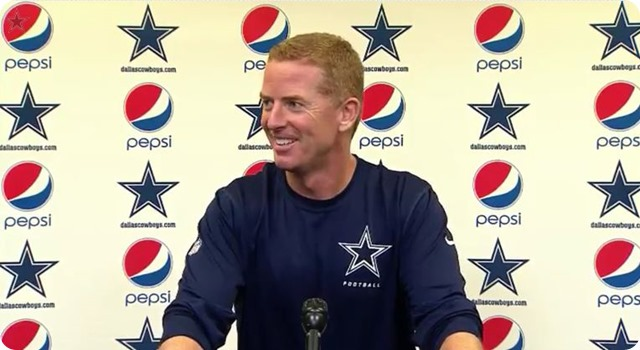 video - jason garrett press conference - Dallas Cowboys vs. New Orleans Saints - Dallas Cowboys schedule 2013-2014 - Dallas Cowboys
