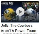Audio - Johnny Jolly press conference with Dallas Cowboys media - 2013-2014 Dallas Cowboys schedule - button