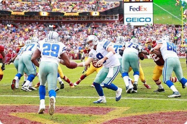 COWBOYS REDSKINS GAME 15 RECAP - Dallas Cowboys come from behind win full of surprises - 2013-2014 Dallas Cowboys vs. Washington Redskins