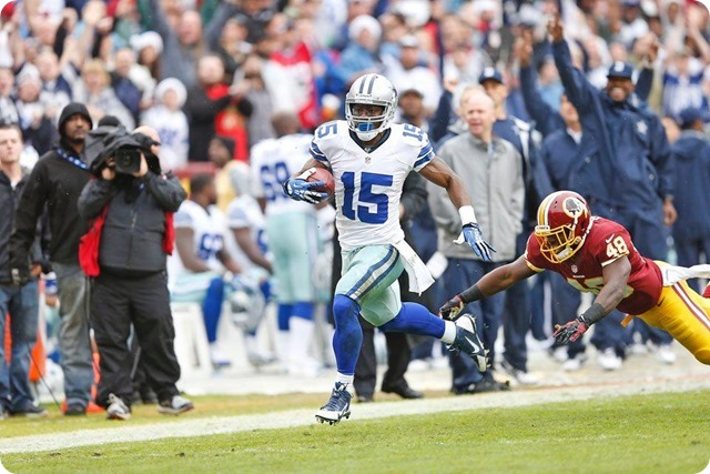 COWBOYS REDSKINS GAME 15 RECAP - Dallas fights back to defeat Washington, 24-23 - Michael Spurlock first return as a Dallas Cowboy