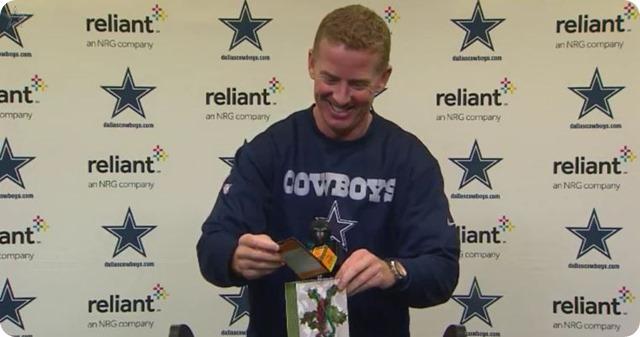 COWBOYS @ REDSKINS PRIMER - Jason Garrett press conference - 2013 2014 Dallas Cowboys vs. Washington Redskins game 15 - Thursday