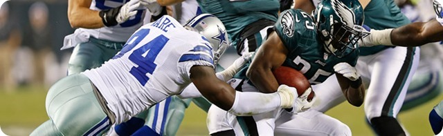 COWBOYS VS. EAGLES GAMEPLAN - NFC East rivals clash tonight in Big D for division title - Pregame Scouting Report - Eagles @ Cowboys 2013 2014 regular season finale - DeMarcus Ware