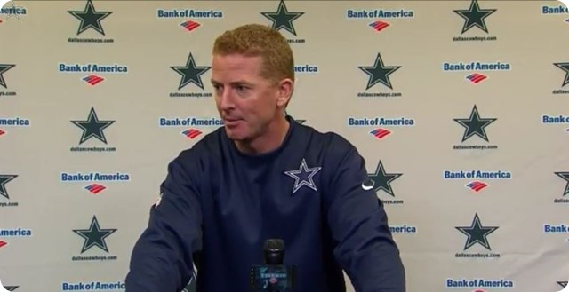 COWBOYS vs PHILADELPHIA EAGLES PRIMER - Jason Garrett press conference - 2013 2014 Dallas Cowboys vs. Philadelphia Eagles game 16 - Friday - Romo on IR - Tony Romo back surgery