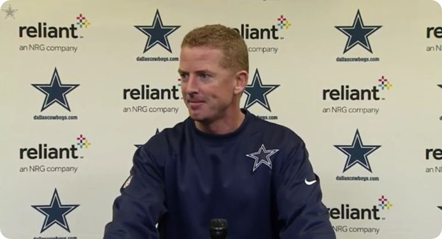 COWBOYS VS. REDSKINS PRIMER - Jason Garrett press conference - Dallas Cowboys vs. Washington Redskins - 2013 2014 NFL Game 15 of 16 - Wednesday Practice
