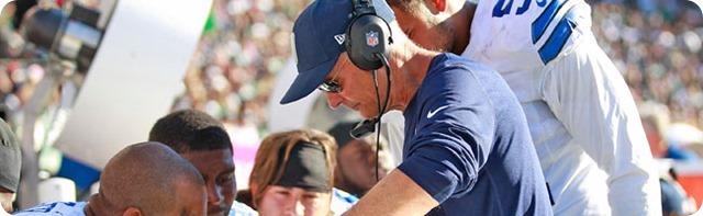 DALLAS COWBOYS GAME 13 PRIMER - Chicago Bears preparing to face former defensive coordinator Rod Marinelli
