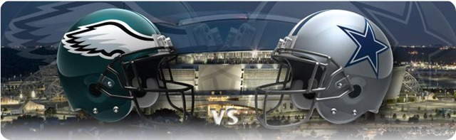 dallas cowboys vs. philadelphia eagles 2012-2013 - the boys are back blog