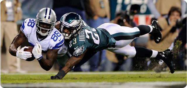 Dallas Cowboys WR Dez Bryant vs Philadelphia Eagles - The Boys Are Back blog