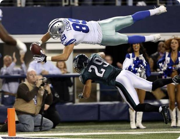 IT'S OVER … FAT LADY SINGS - Philadelphia Eagles end Dallas Cowboys 2013 season - Trifecta complete - All NFC East teams dash Cowboys playoff hopes
