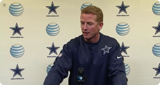 JASON GARRETT PRESS CONFERENCE - Motivating forces going into the offseason - Cowboys vs. Eagles gameday film study - 2013-2014 Dallas Cowboys season wrap up