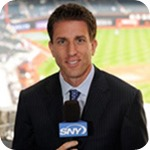 Kevin Burkhardt serves as the play-by-play announcer for Dallas Cowboys broadcasts on Compass Media Networks - Westwood One - Dallas Cowboys Radio Network