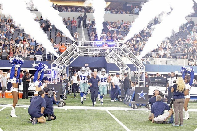MESSAGE SENT AND RECEIVED - Jason Garrett impressed with DeMarco Murray response to benching - The Boys Are Back blog 2013
