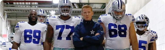 NO CHANGE, FOR THE SAKE OF CHANGE - Veterans continue to have long term faith in Dallas Cowboys coach Jason Garrett as head coach