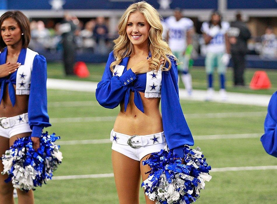 ... Dallas Cowboys cheerleaders for the 2013 2014 NFL season | Leading the